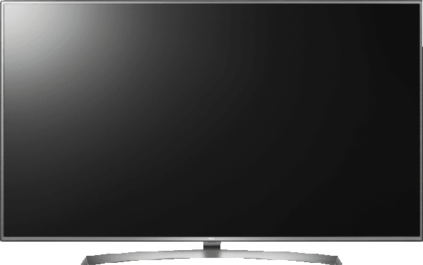 """Grau LG 75"""" TV.2"""