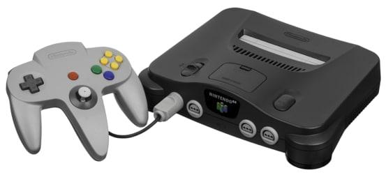 Nintendo N64.1