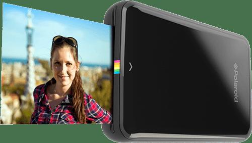 Black Polaroid Photo Printer ZIP.1