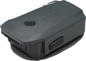 Black DJI Battery for Mavic Pro.3