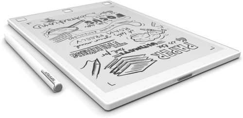 White reMarkable Paper tablet.2