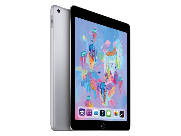Space Grey Apple iPad Wi-Fi + Cellular (2018).2