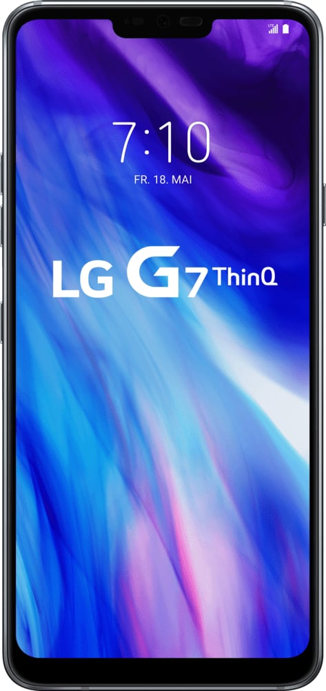 Grey LG G7 ThinQ 64GB.1