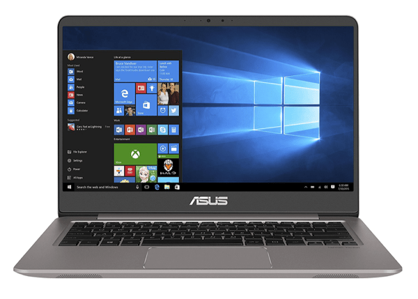 Black Asus Laptop (UX3410UA-GV639T).1