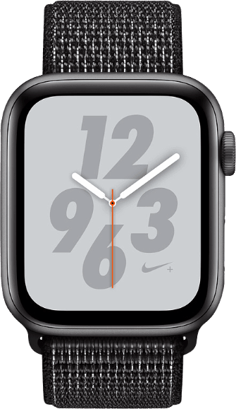 Black & Grey Apple Watch Nike+ Series 4 GPS, 40mm.1