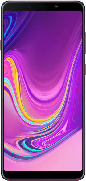 Bubblegum Pink Samsung Galaxy A9 128GB.1