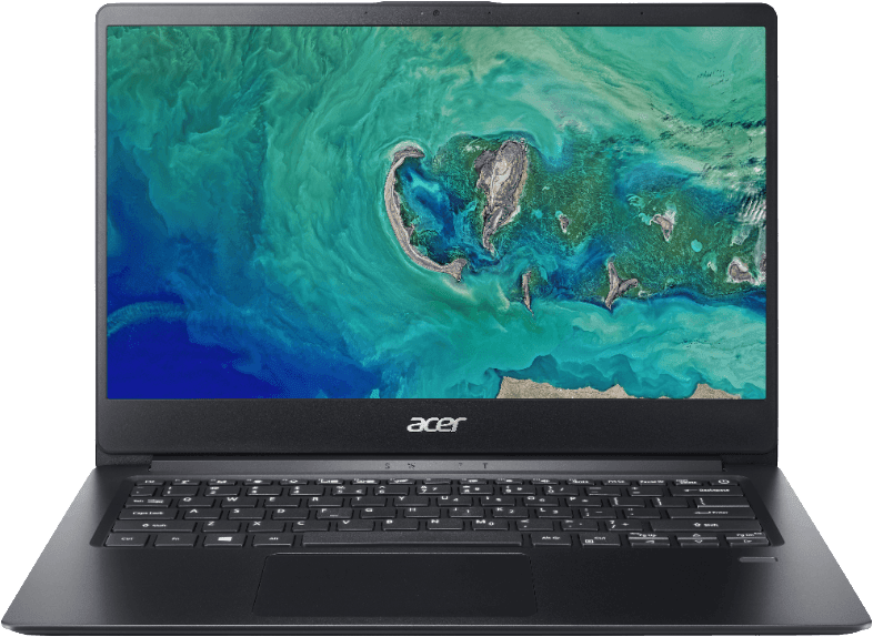 Black Acer Swift 1.1