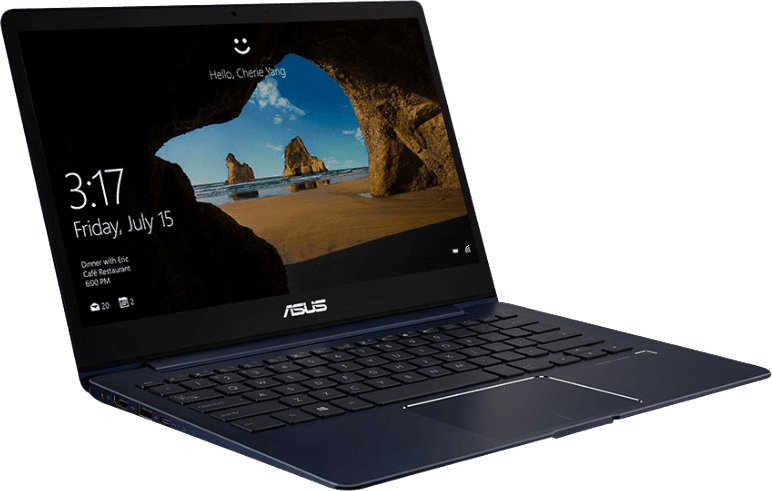 Royal Blue Asus ZENBOOK 13.1