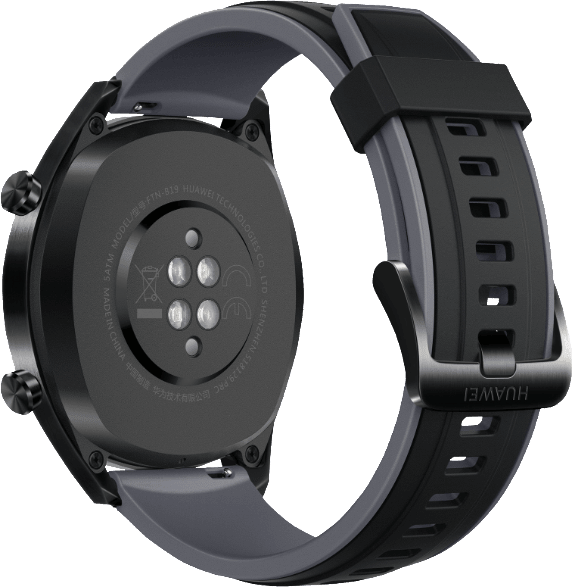 Graphite Black Huawei Watch GT.3