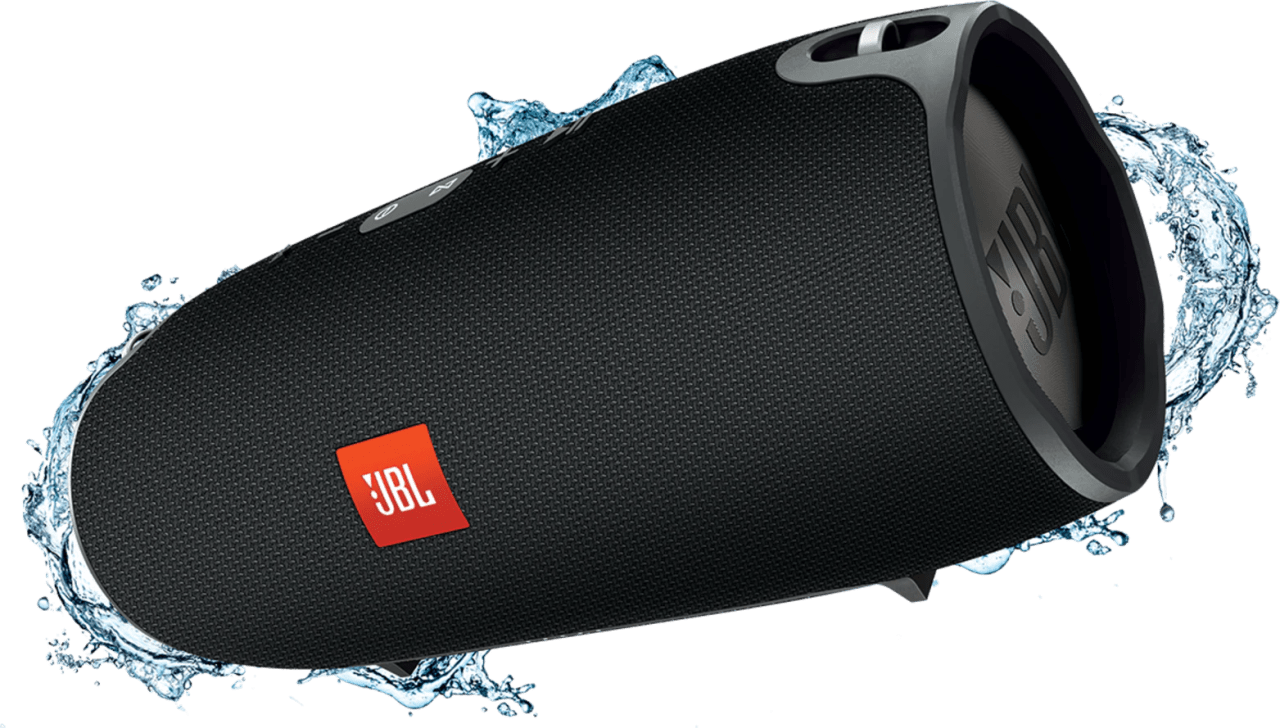 Black JBL Xtreme Bluetooth Speaker.3