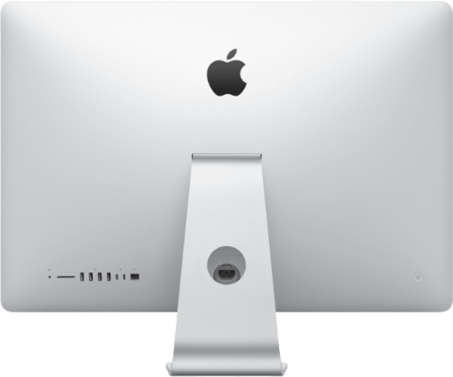 "Silber Apple iMac 27"" Retina 5K (Early 2019).2"
