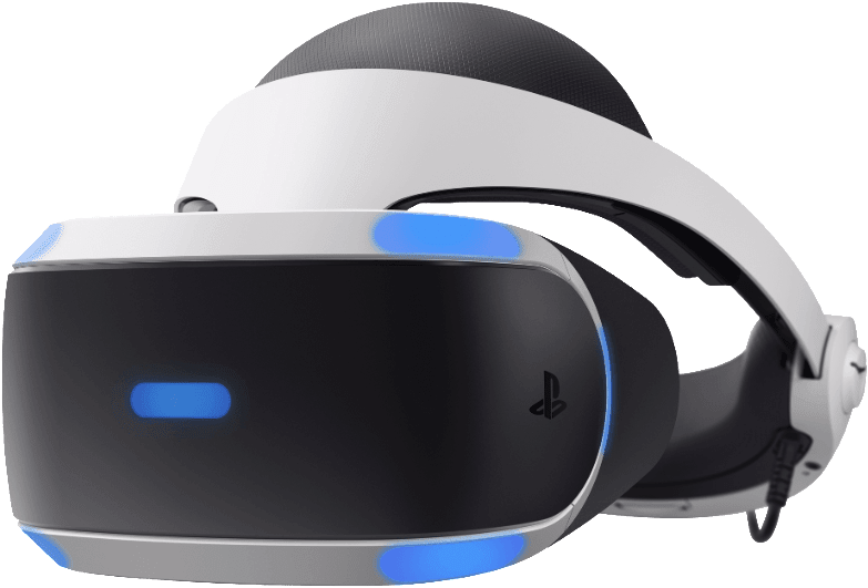 Weiß Sony PlayStation VR-Bundle .2