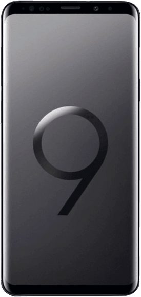 Midnight Black Samsung Galaxy S9+ 64GB.1