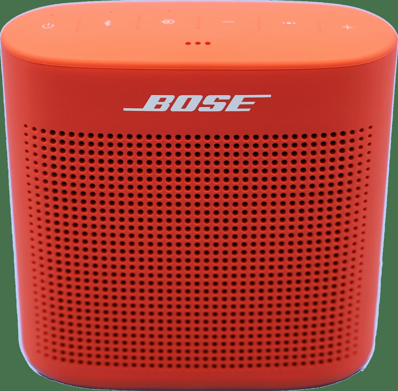 Rot BOSE SOUNDLINK COLOR II Bluetooth-Lautsprecher.1