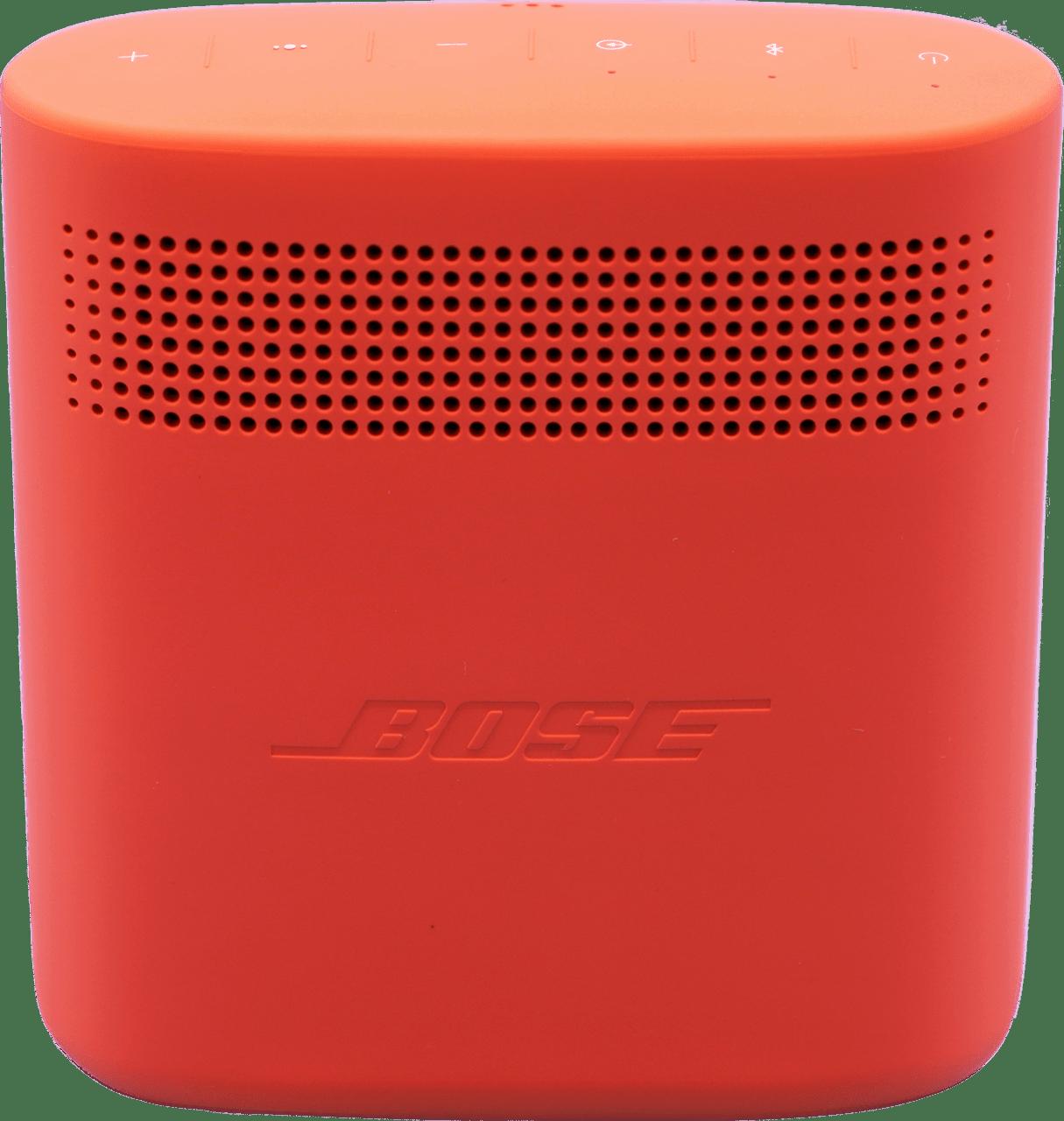 Rot BOSE SOUNDLINK COLOR II Bluetooth-Lautsprecher.4