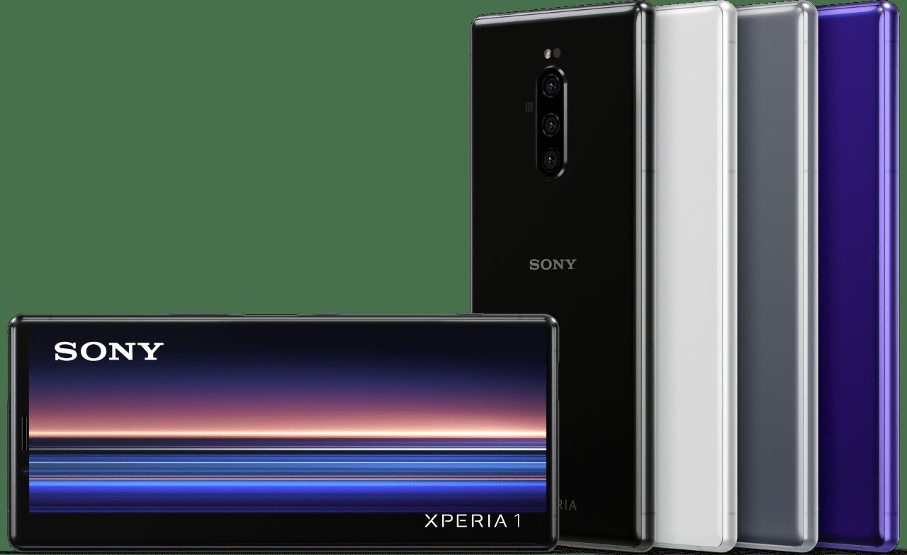 Purple Sony Xperia 1 128GB.3