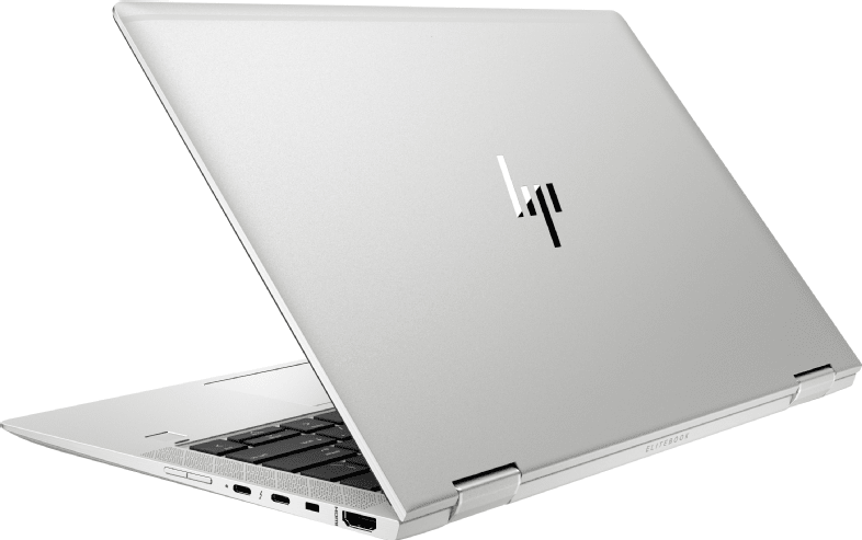 Silver HP EliteBook x360 1030 G3.3