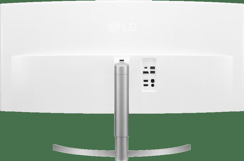 """White / Silver LG 38"""" - 38WK95C-W.3"""