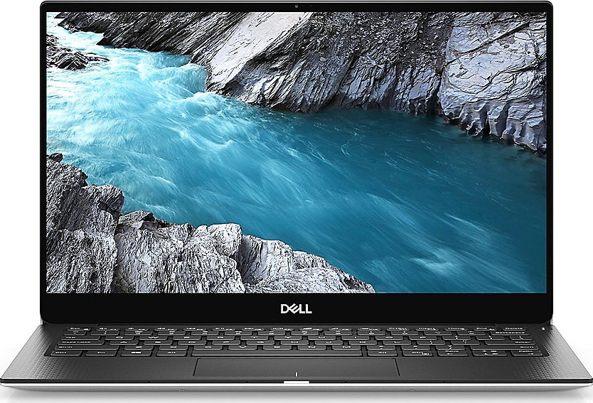 Silver Dell XPS 13 9380.2