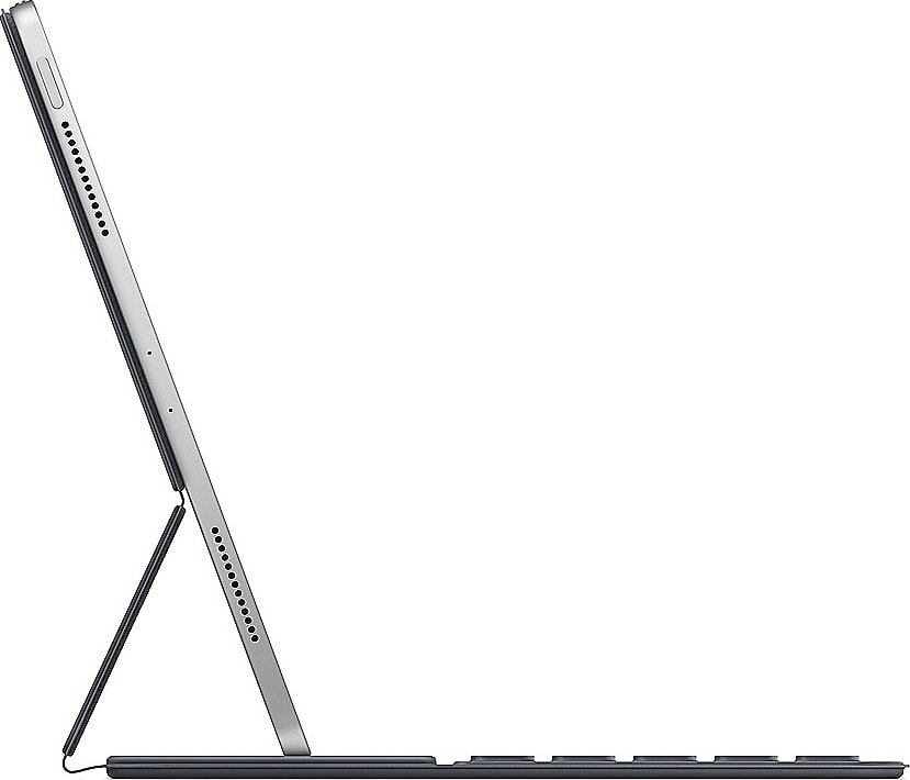 Dark Grey Apple Smart Keyboard Folio (2019).2