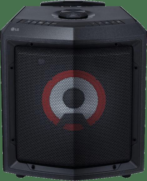 Schwarz LG RL2 XBOOM Portabler Lautsprecher.2
