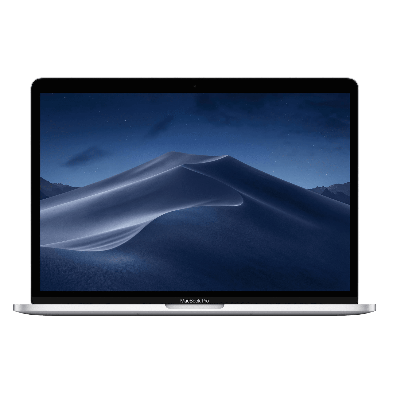 "Silber Apple 13"" MacBook Pro Touch Bar (Mid 2019).1"