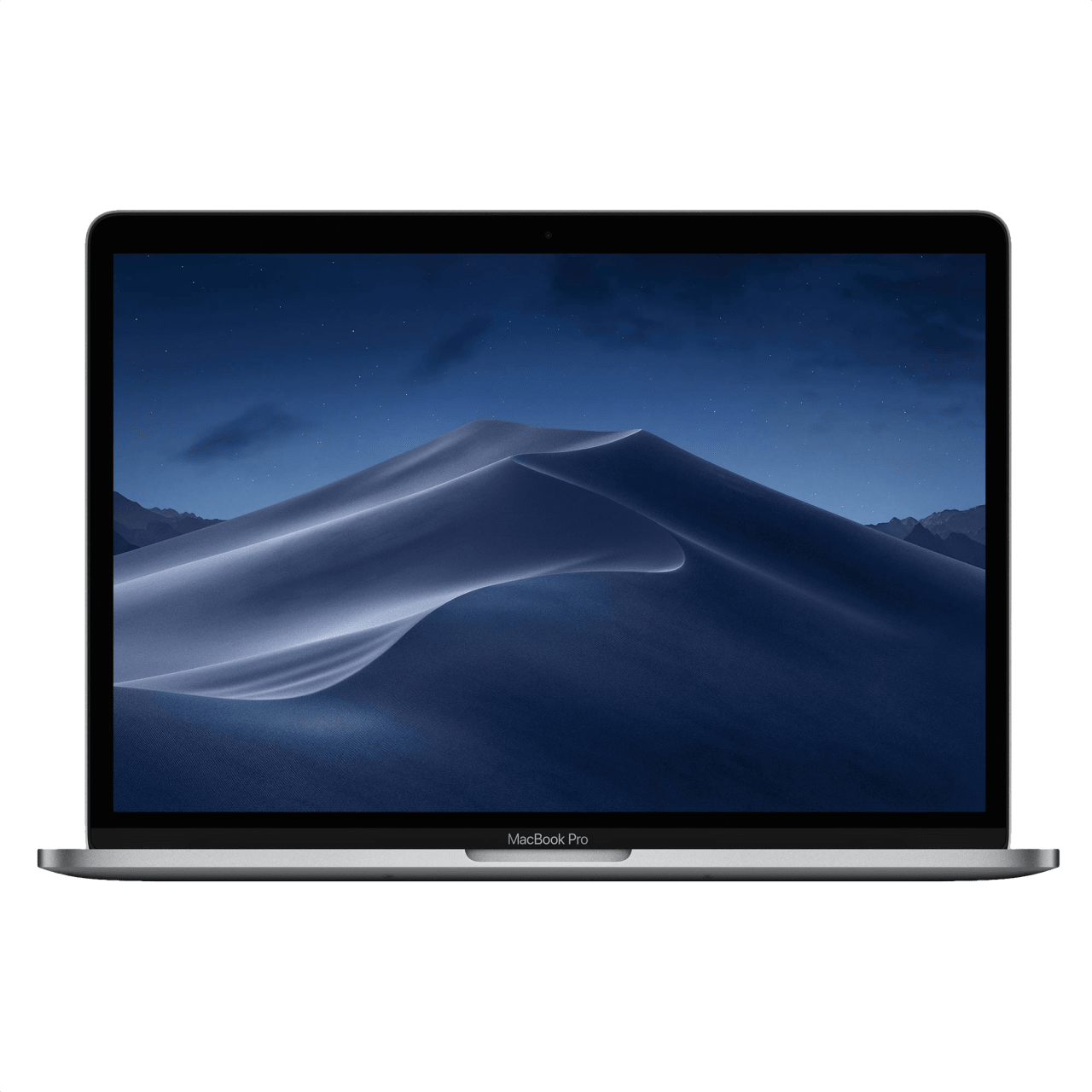"Space Grau Apple 13"" MacBook Pro Touch Bar (Mid 2019).1"