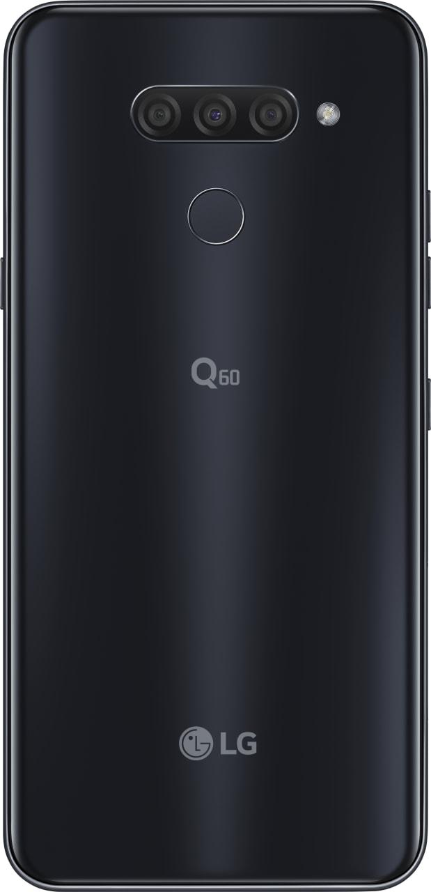Aurora Black LG Q60 64GB.2