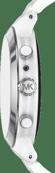 Weiß Michael Kors MKT5050, 190 mm.4