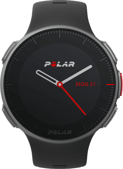 Black Polar Vantage V.3