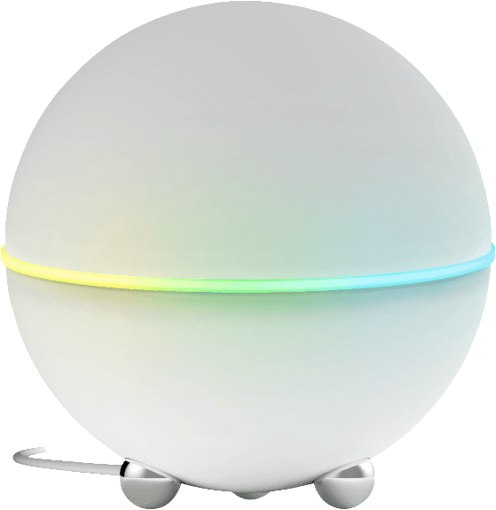 Weiß Homey (Early 2019) Smart Home Hub.1