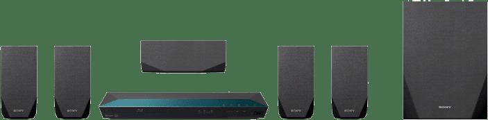 Black Sony BDV-E2100.1