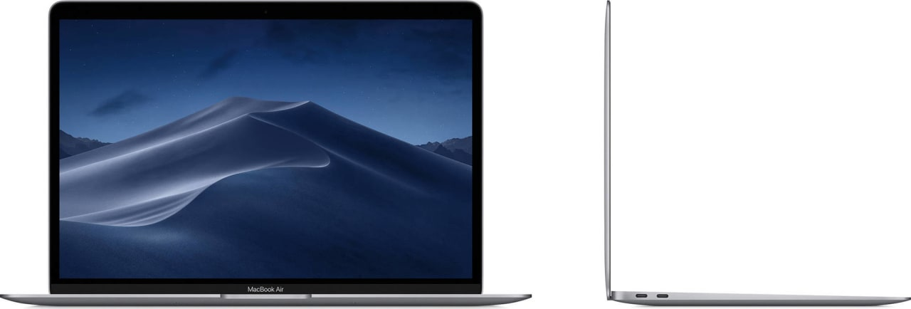 Space Grau Apple MacBook Air (Late 2018).3