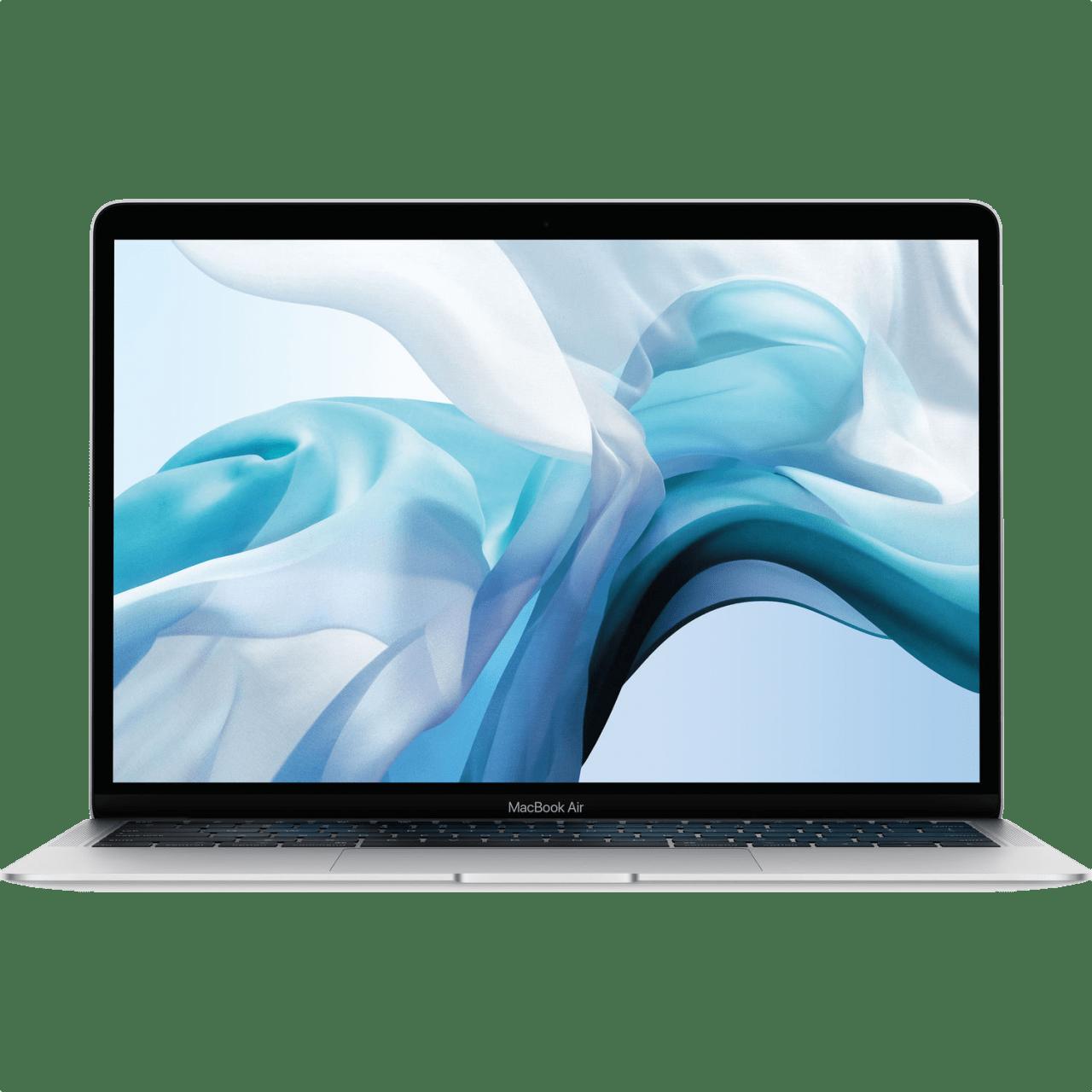 Silber Apple MacBook Air (Mid 2019).1