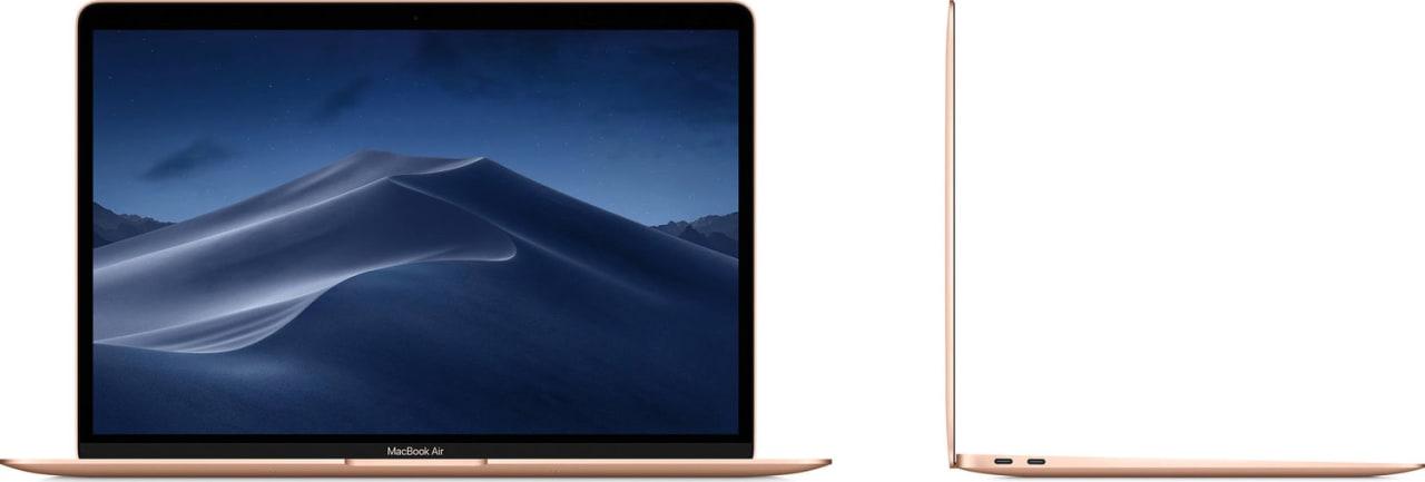Gold Apple MacBook Air (Mid 2019).3