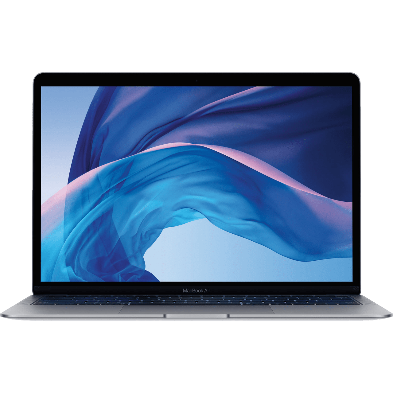 Space Grau Apple MacBook Air (Mid 2019) Notebook - Intel® Core™ i5-8210Y - 8GB - 256GB SSD - Intel® UHD Graphics 617.1