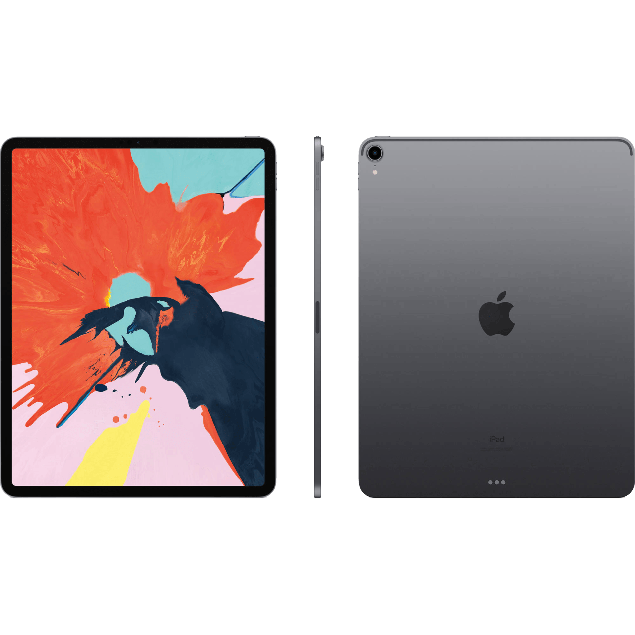 "Space Grau Apple 12.9"" iPad Pro Wi-Fi (2018).2"