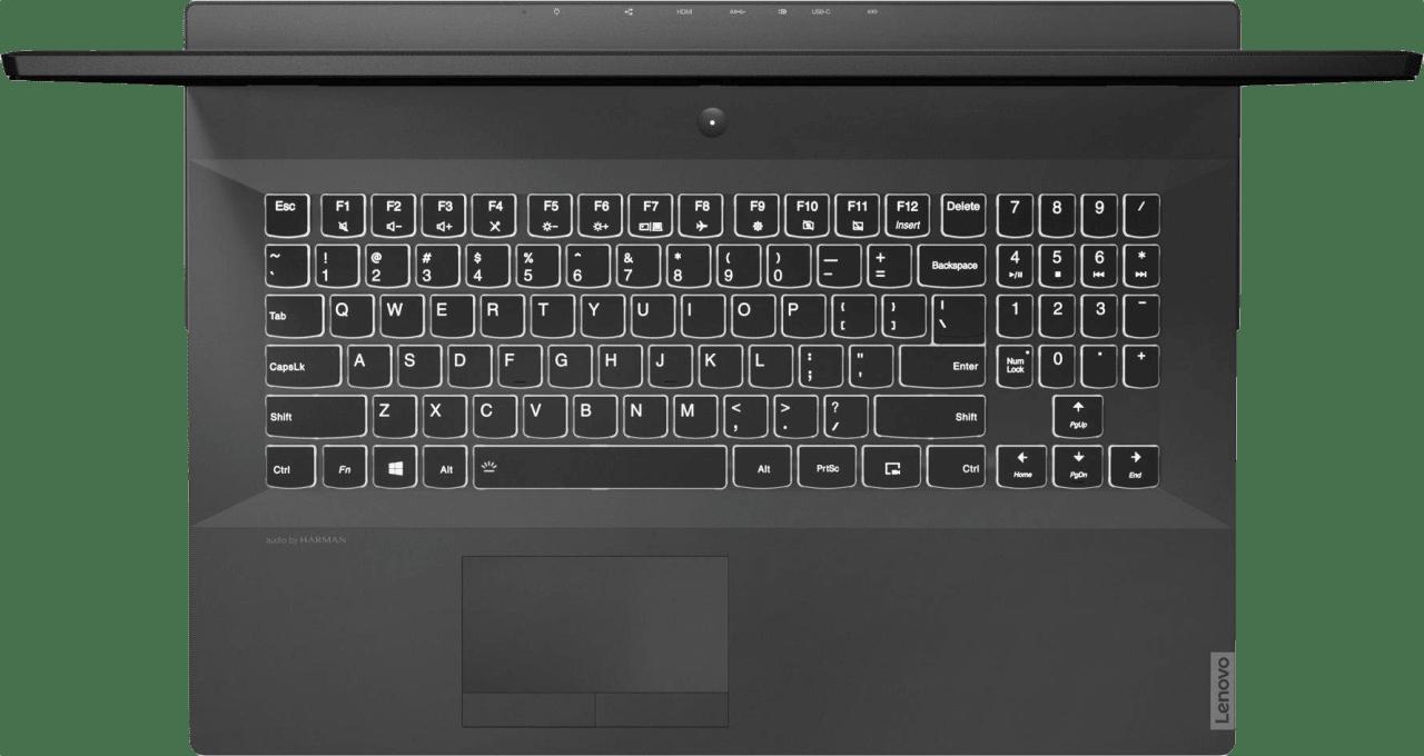 Black Lenovo Legion Y540.2