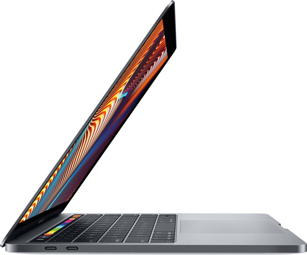 "Space Grey Apple 13"" MacBook Pro Touch Bar (Mid 2018).2"