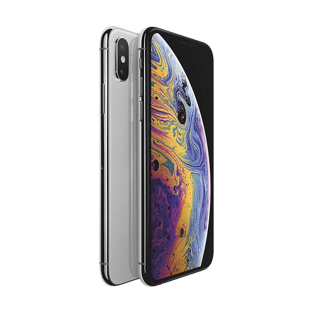 Silber Apple iPhone Xs Max 256GB.1