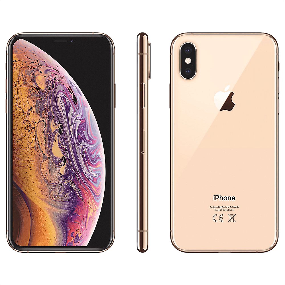 Gold Apple iPhone Xs Max 512GB.2