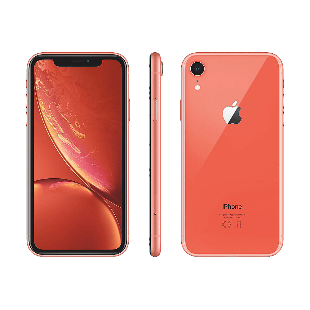 Coral Apple iPhone Xr 64GB.2