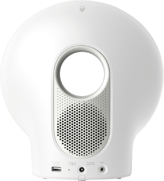 White Philips Connected Sleep & Wake-Up Light.3