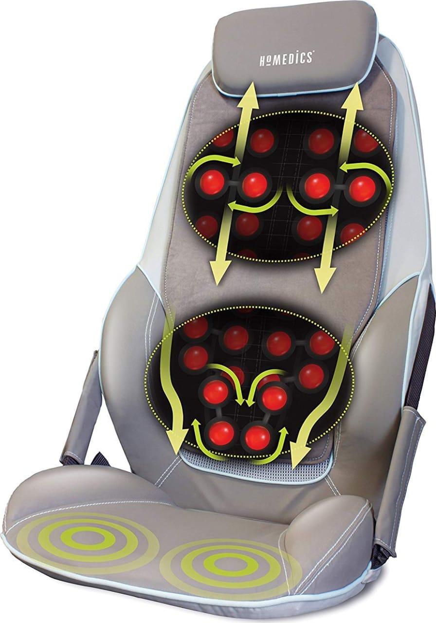 Beige Homedics CBS-1000 Max Massage Pad.1