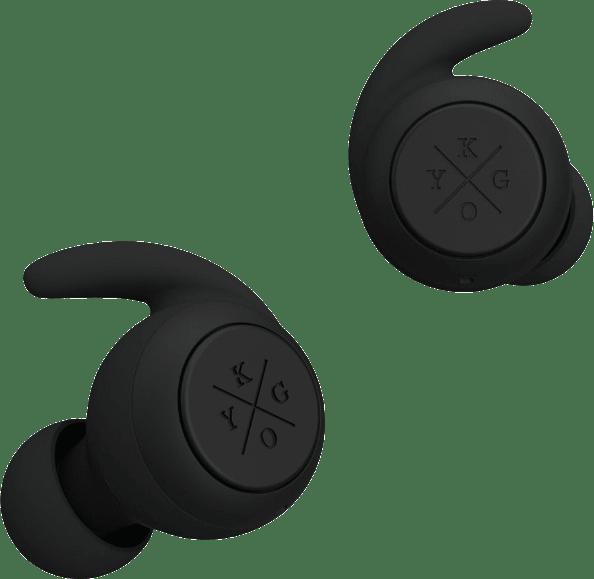 Schwarz KYGO E7 / 900, kabelloser In-Ear-Kopfhörer.1