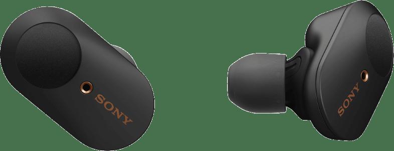 Black SONY WF-1000XM3.2