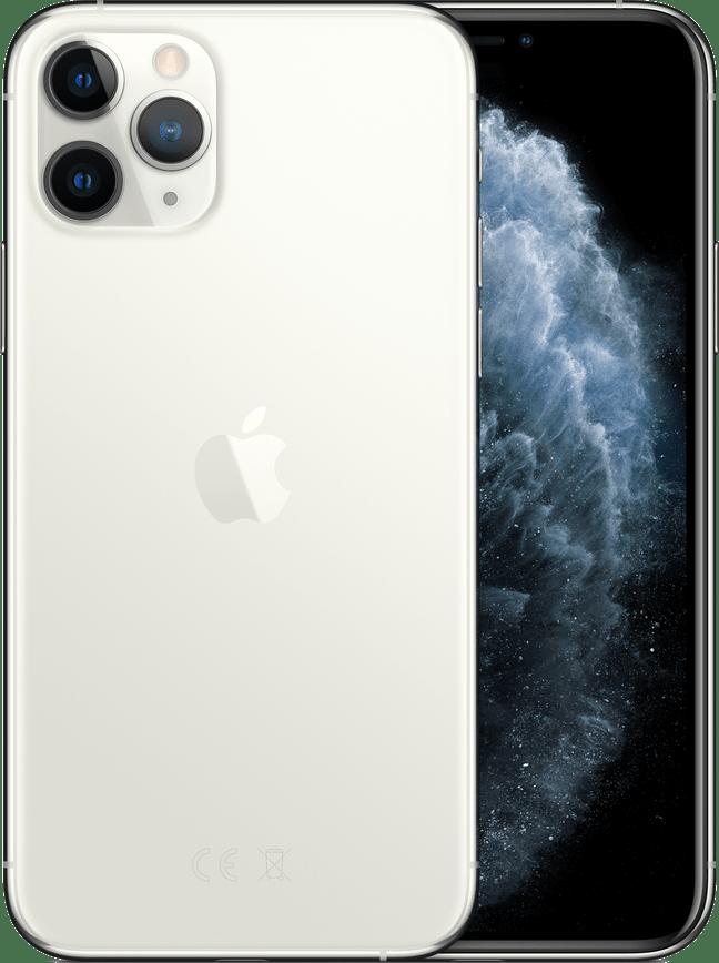 Silver Apple iPhone 11 Pro 512GB.1