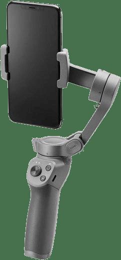 Grey DJI Osmo Mobile 3.2