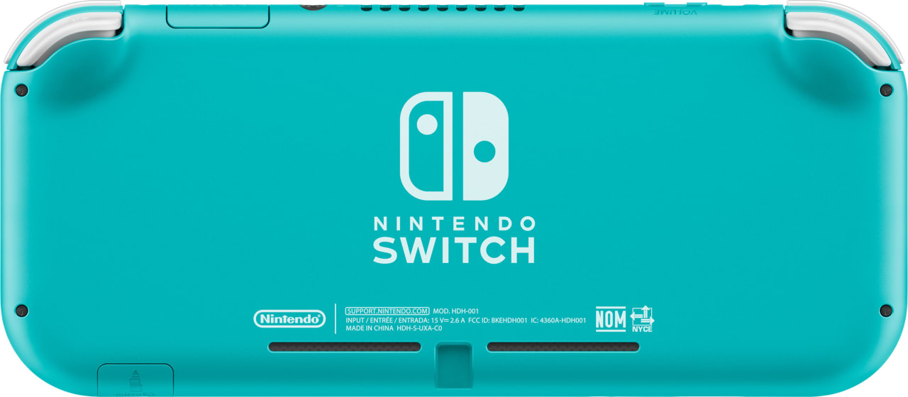 Türkis Nintendo Switch Lite.3