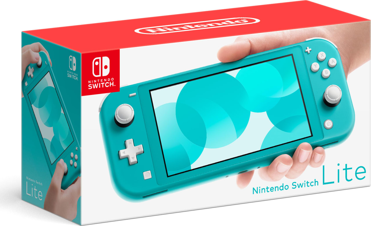 Türkis Nintendo Switch Lite.2